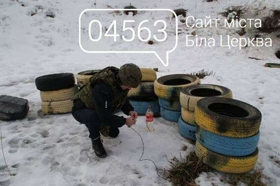 Проведення навчання українських експертів-вибухотехніків у польових умовах, фото-2