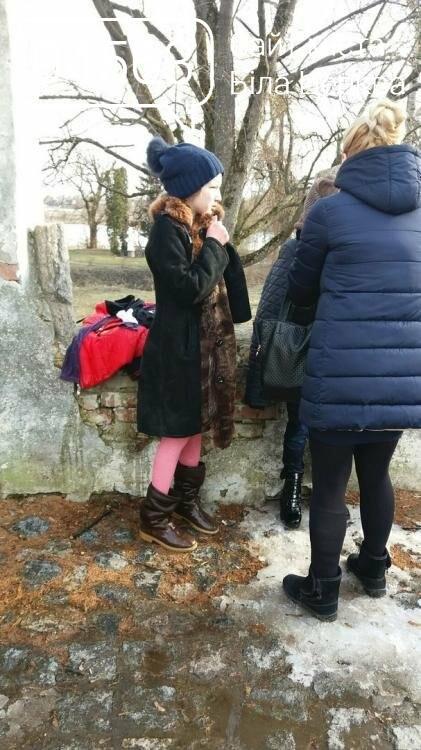 """У парку """"Олександрія"""" дві дівчинки провалилися під лід, фото-3"""