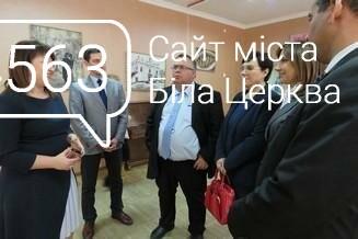 Представники парламенту Ізраїлю відвідали навчальний заклад «Міцва-613»  в Білій Церкві, фото-1