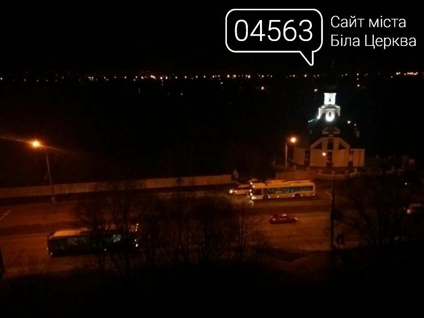 Смертельне ДТП біля тролейбусної зупинки Шевченка, фото-4