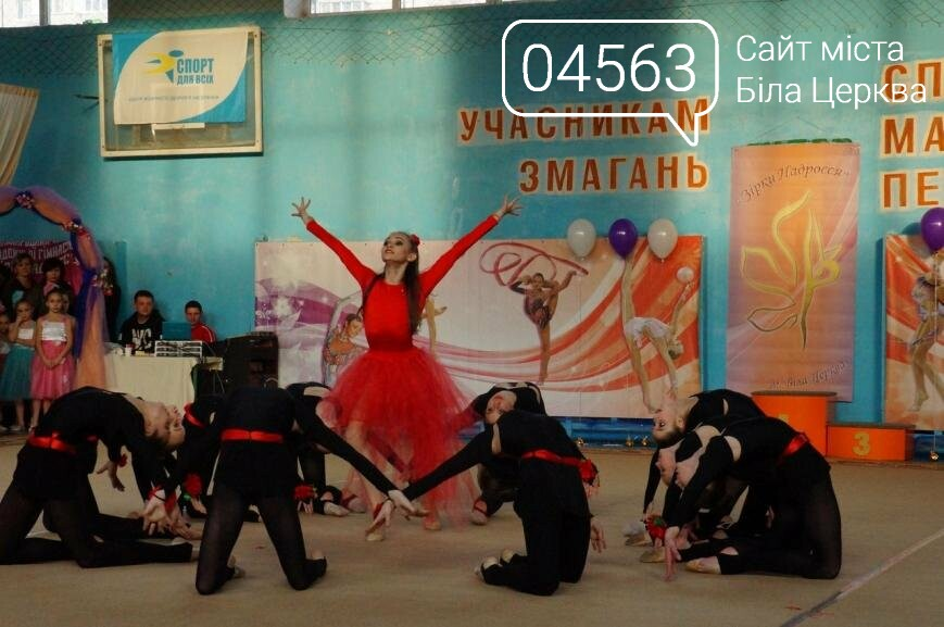 В Білій Церкві пройшов обласний фестиваль з художньої гімнастики, фото-4