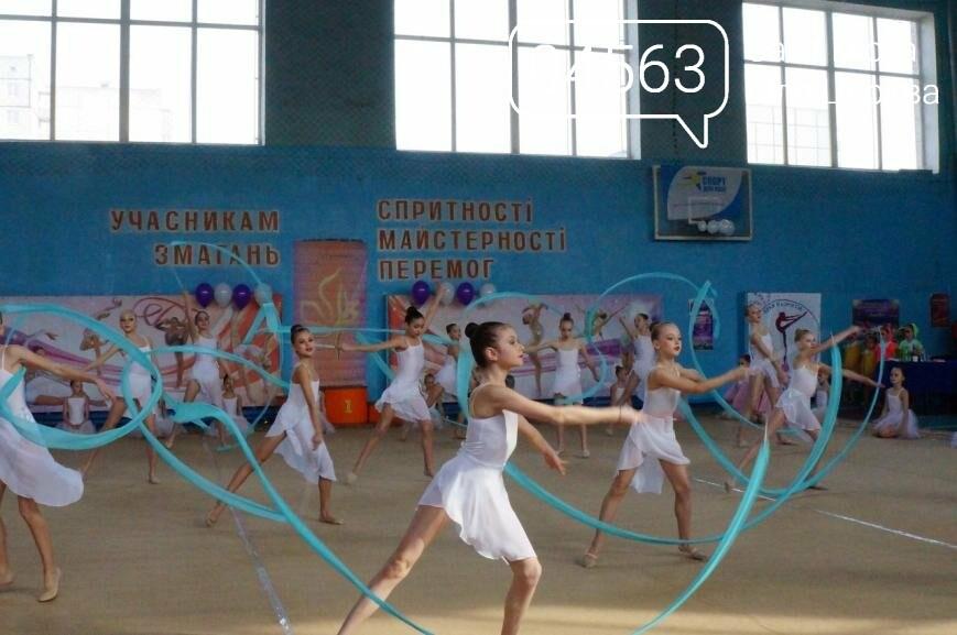 В Білій Церкві пройшов обласний фестиваль з художньої гімнастики, фото-6