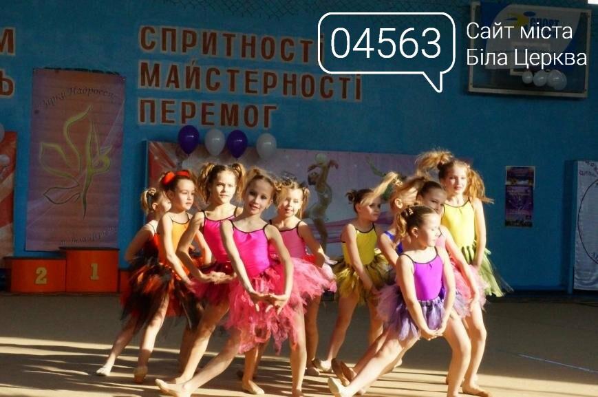 В Білій Церкві пройшов обласний фестиваль з художньої гімнастики, фото-10