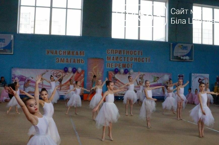 В Білій Церкві пройшов обласний фестиваль з художньої гімнастики, фото-9