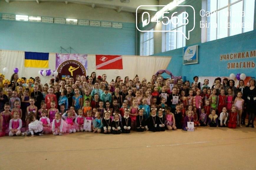 В Білій Церкві пройшов обласний фестиваль з художньої гімнастики, фото-3