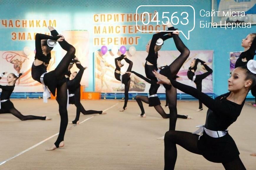 В Білій Церкві пройшов обласний фестиваль з художньої гімнастики, фото-7