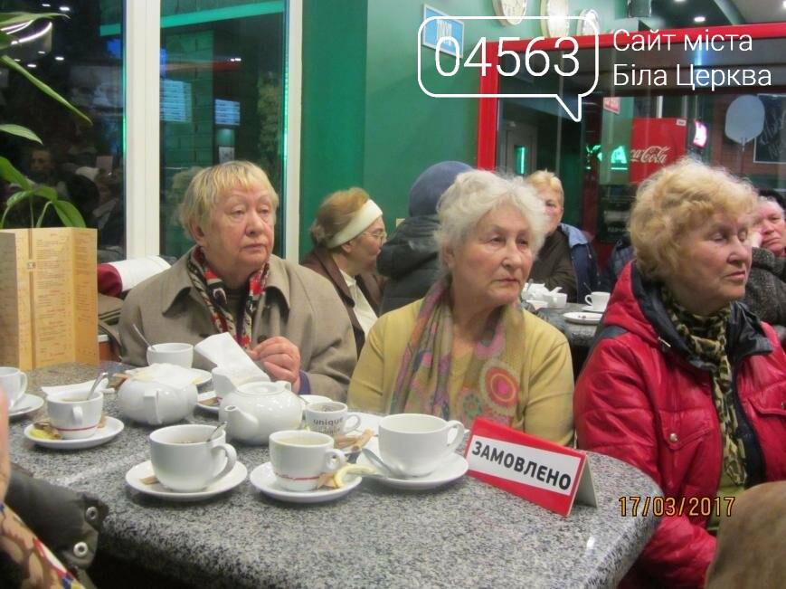 Геннадій Дикий пригощав присутніх кавою та чаєм в кафе «Піца Челентано», фото-10