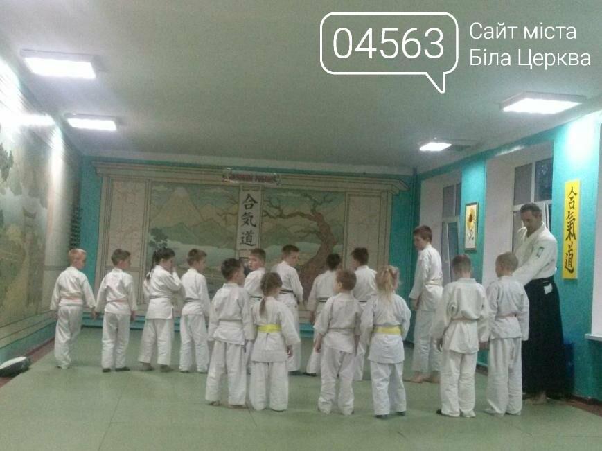 Як проходять заняття айкідо в Білій Церкві, фото-5