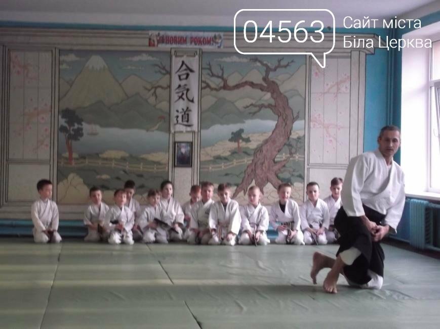 Як проходять заняття айкідо в Білій Церкві, фото-3