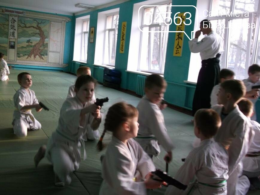 Як проходять заняття айкідо в Білій Церкві, фото-2