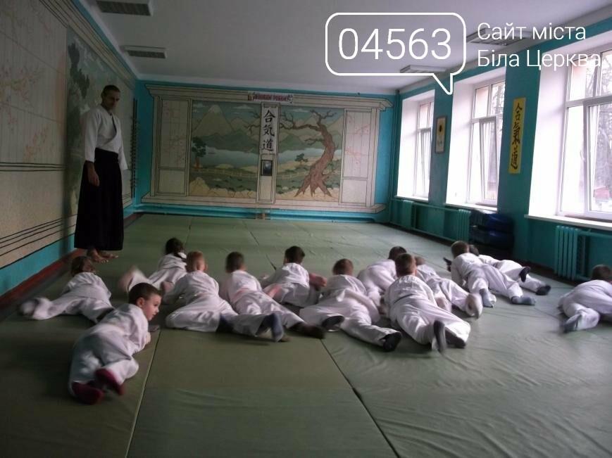 Як проходять заняття айкідо в Білій Церкві, фото-4