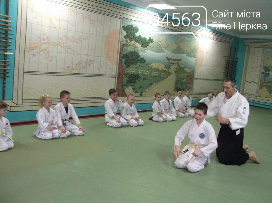 Як проходять заняття айкідо в Білій Церкві, фото-8