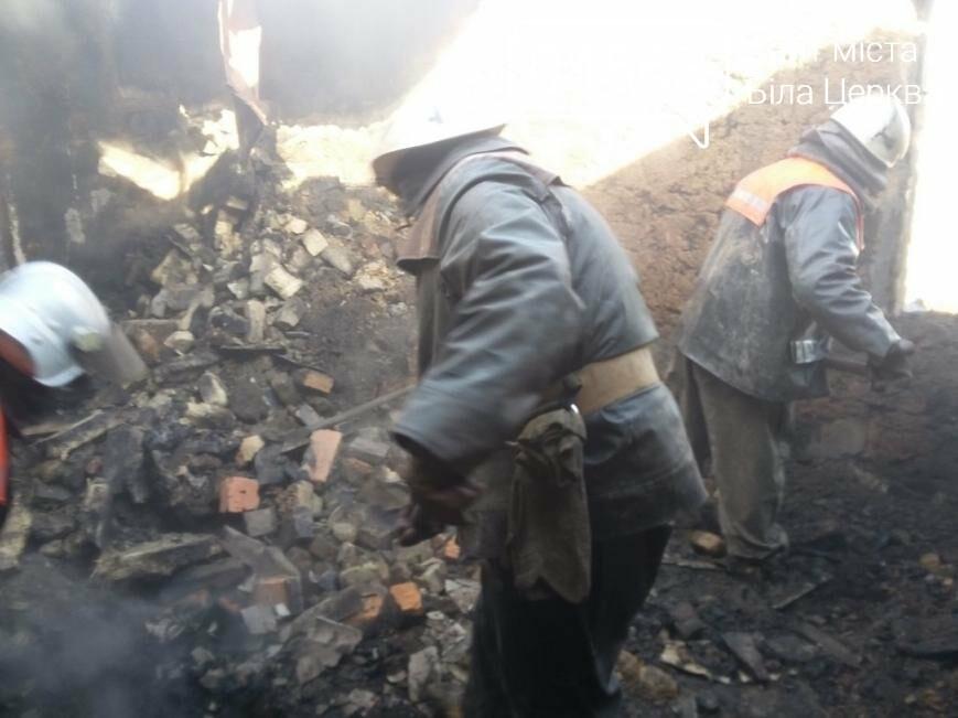 У Білоцерківському районі через пожежу загинула людина, фото-2