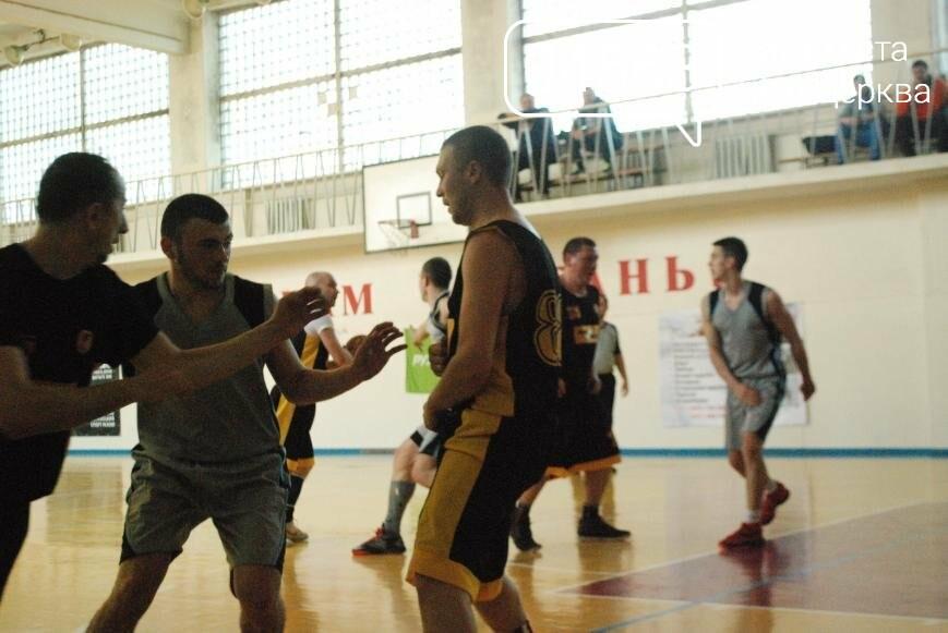 Результати ігор 1/4 фіналу II Відкритого міського чемпіонату з баскетболу серед аматорських команд, фото-6