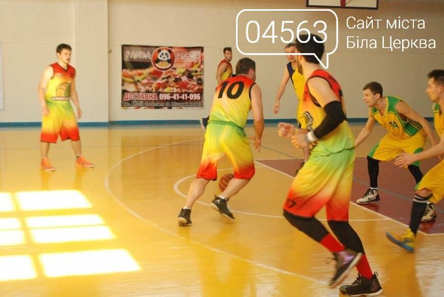 Результати ігор 1/4 фіналу II Відкритого міського чемпіонату з баскетболу серед аматорських команд, фото-5