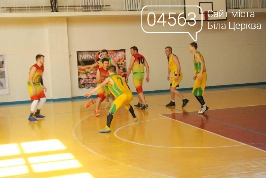 Результати ігор 1/4 фіналу II Відкритого міського чемпіонату з баскетболу серед аматорських команд, фото-2