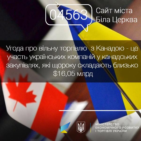 Порошенко підписав закон про ратифікацію угоди про зону вільної торгівлі з Канадою, фото-1