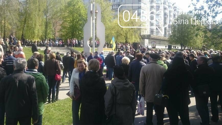 Урочистості з нагоди 31-ї  річниці аварії на Чорнобильській АЕС, фото-2