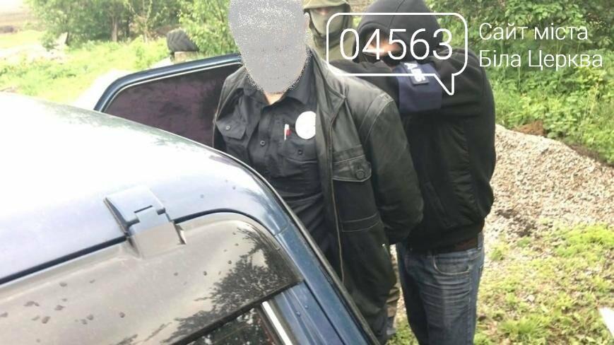 Прокуратура Київської області затримала на хабарі старшого сержанта поліції