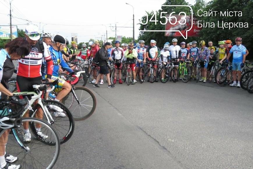 VII Всеукраїнські ігри ветеранів спорту з велоспорту, присвячені пам'яті М.М. Баки.