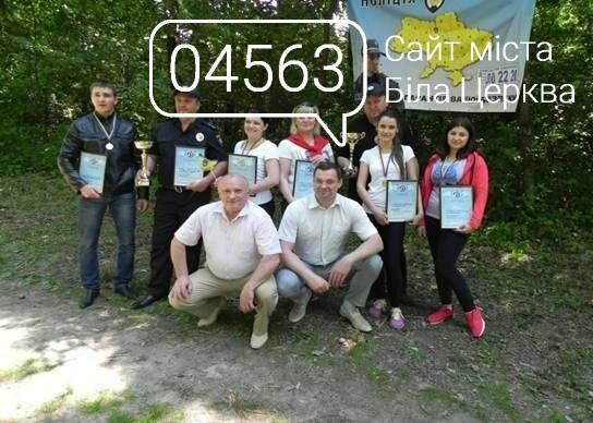 На Київщині відбулись змагання з легкоатлетичного кросу серед поліцейських охорони