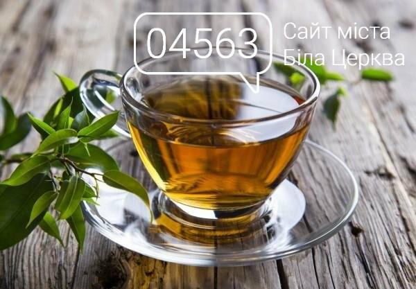 Зелений чай містить антиоксиданти