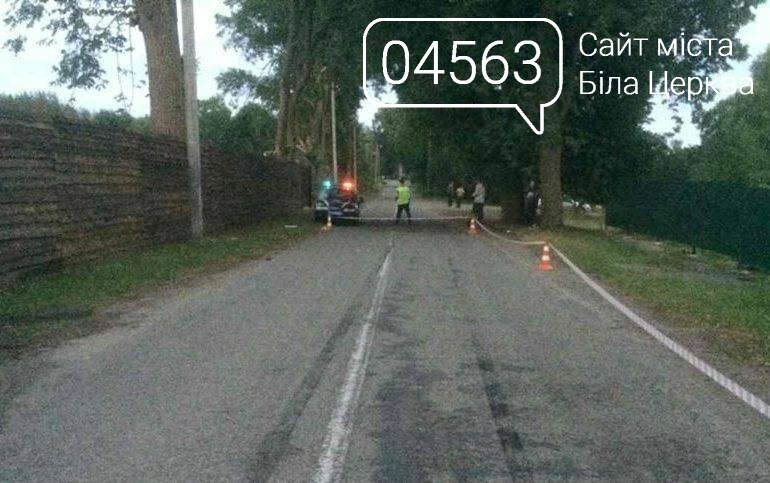 Вчора на Київщині під колесами авто загинуло двоє дітей