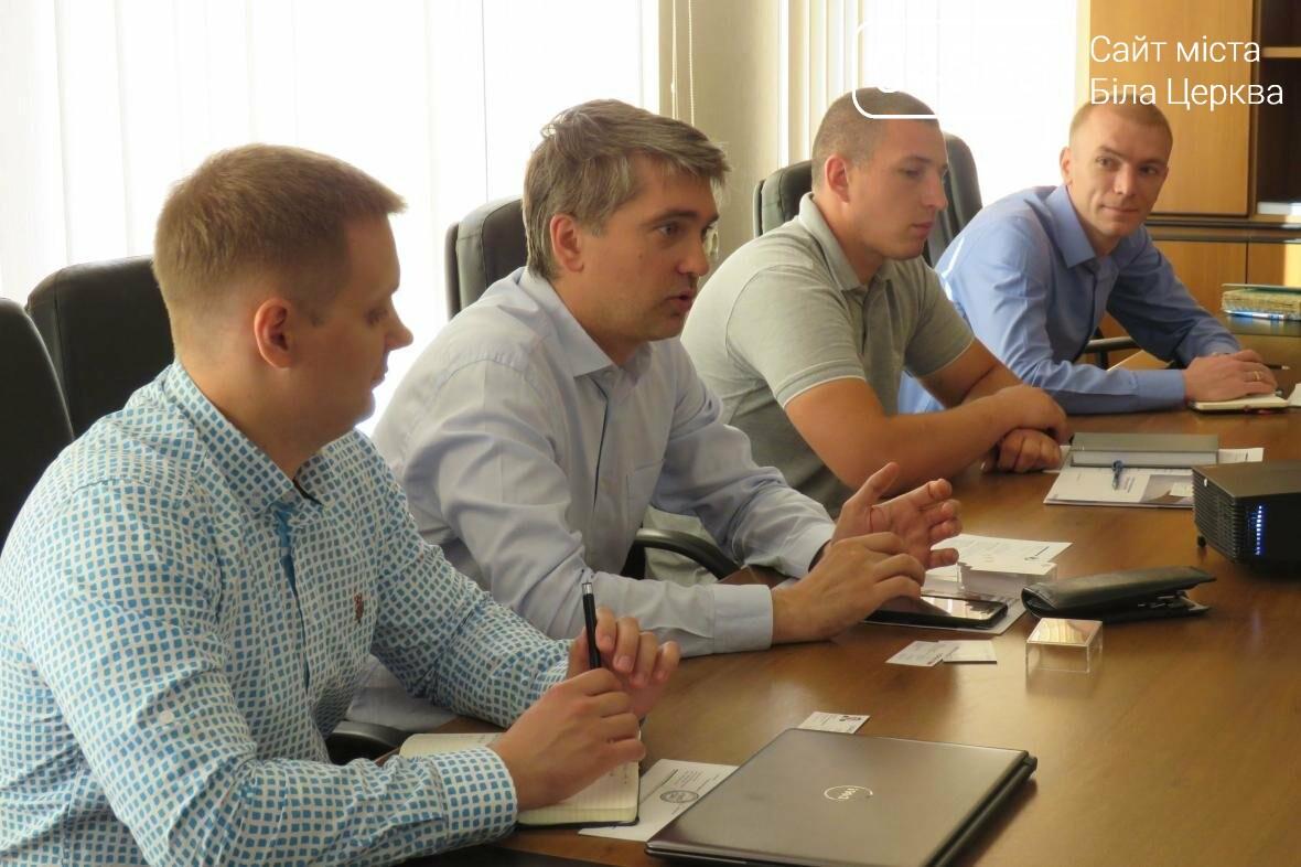 У Білій Церкві обговорили можливості співпраці з датським концерном LOGSTOR A/S