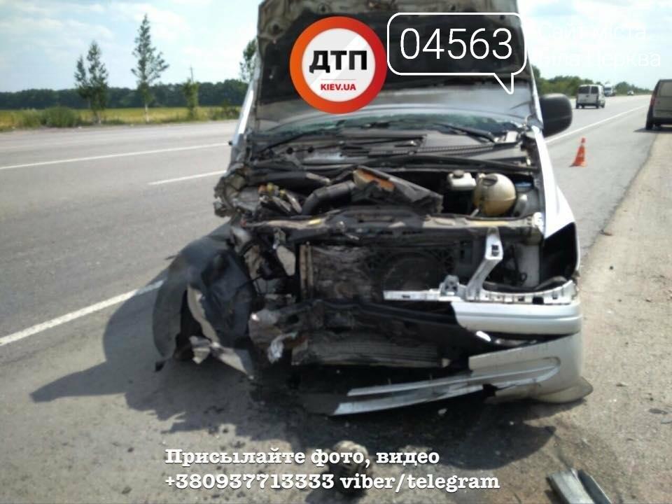Смертельна ДТП під Білою Церквою: дівчину-водія викинуло з авто