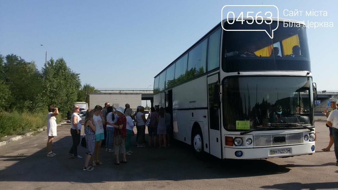 21 дитина з Білої Церкви вирушила на відпочинок на Чорноморське узбережжя
