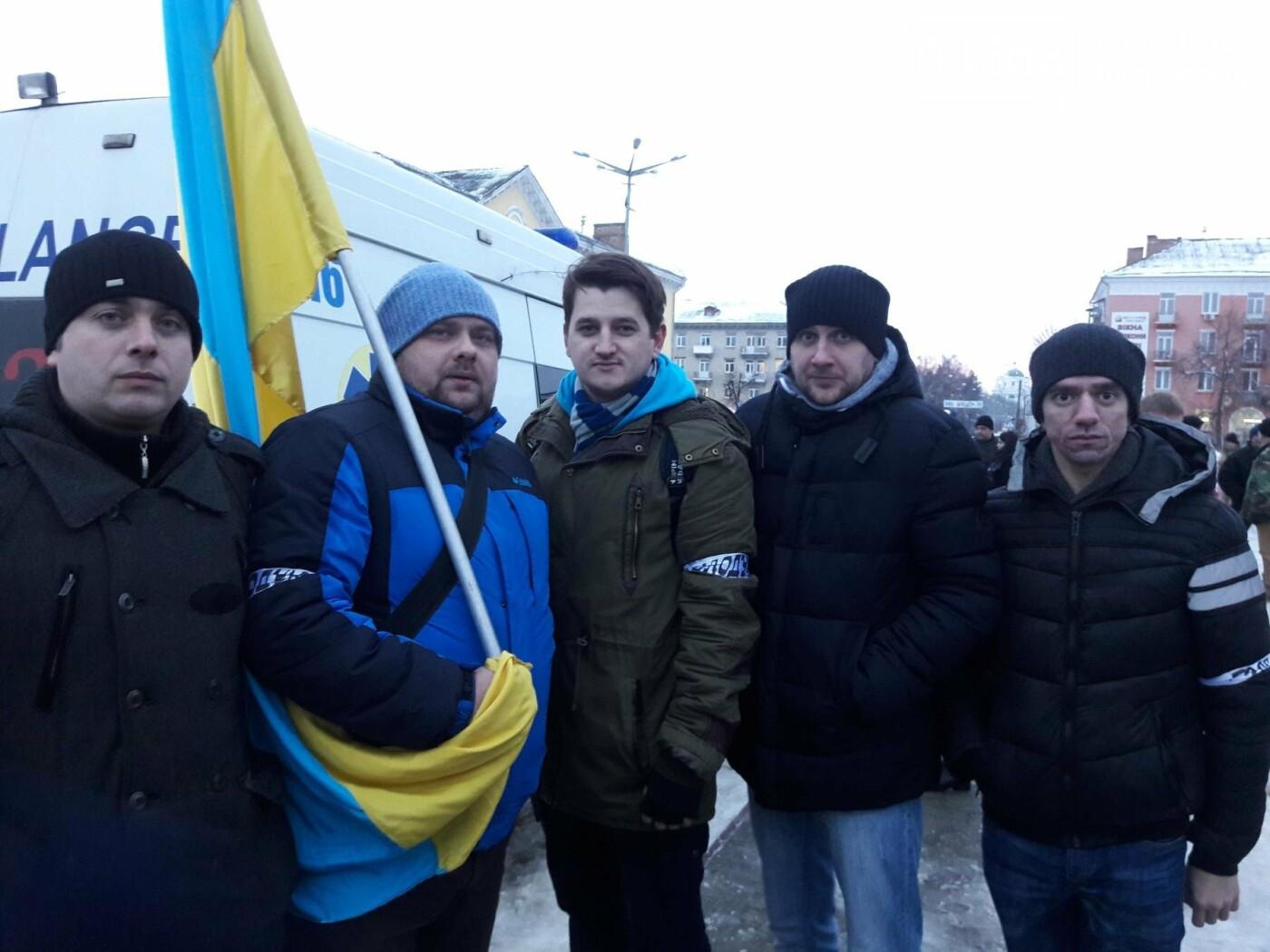 В Білій Церкві пройшов мітинг на підтримку театру Саксаганського, фото-1