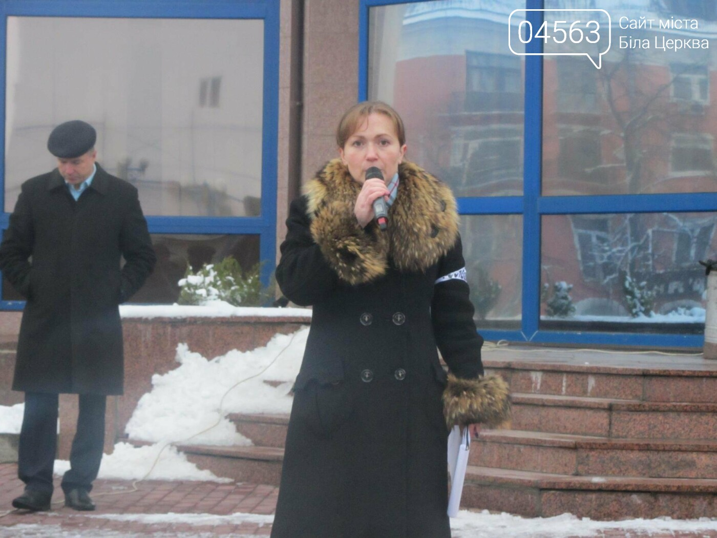 В Білій Церкві пройшов мітинг на підтримку театру Саксаганського, фото-4
