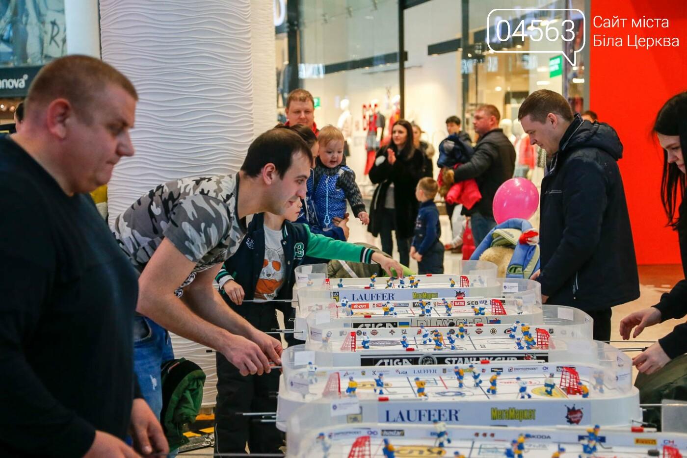 У Києві презентували чемпіонський кубок України з хокею, фото-1