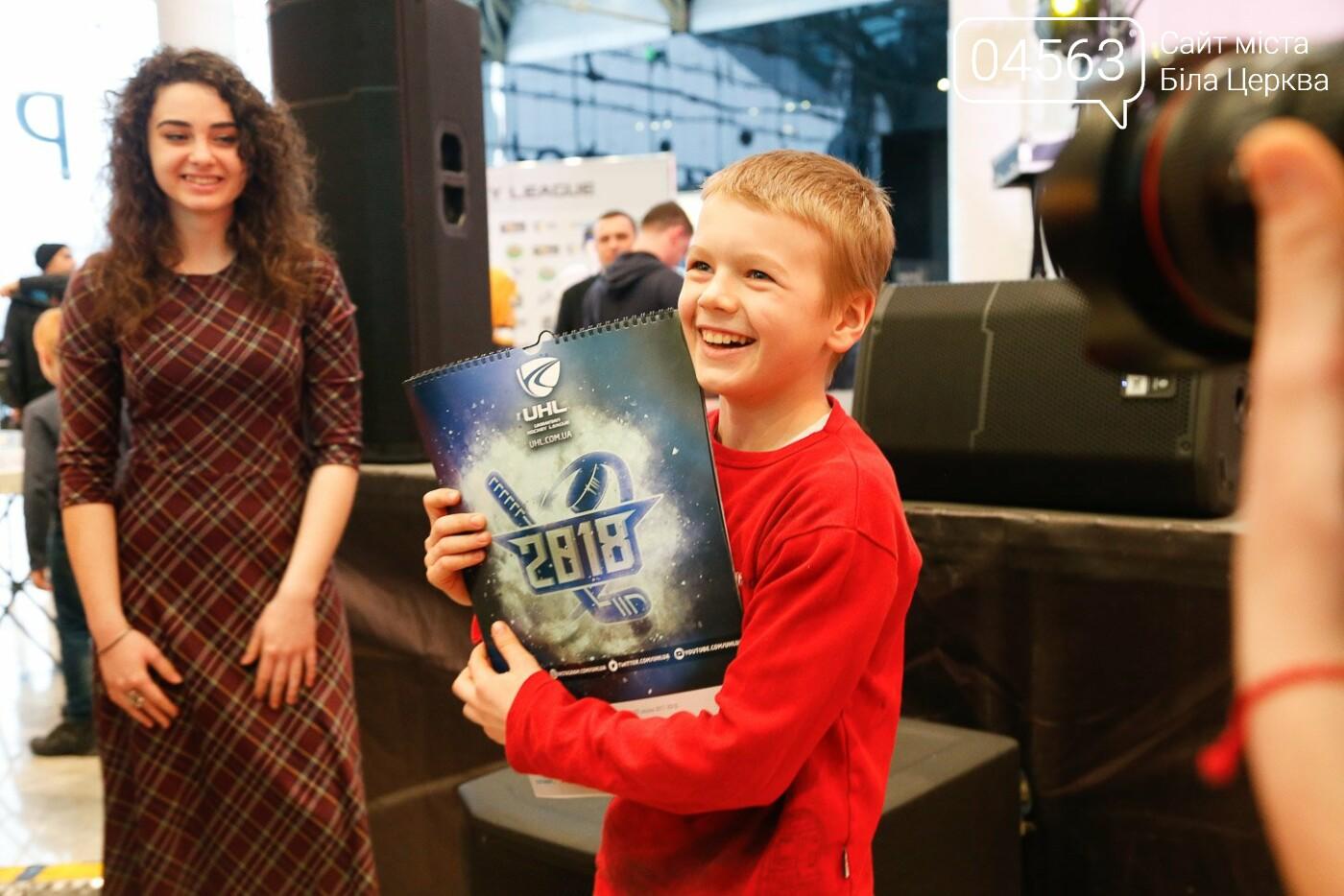 У Києві презентували чемпіонський кубок України з хокею, фото-5