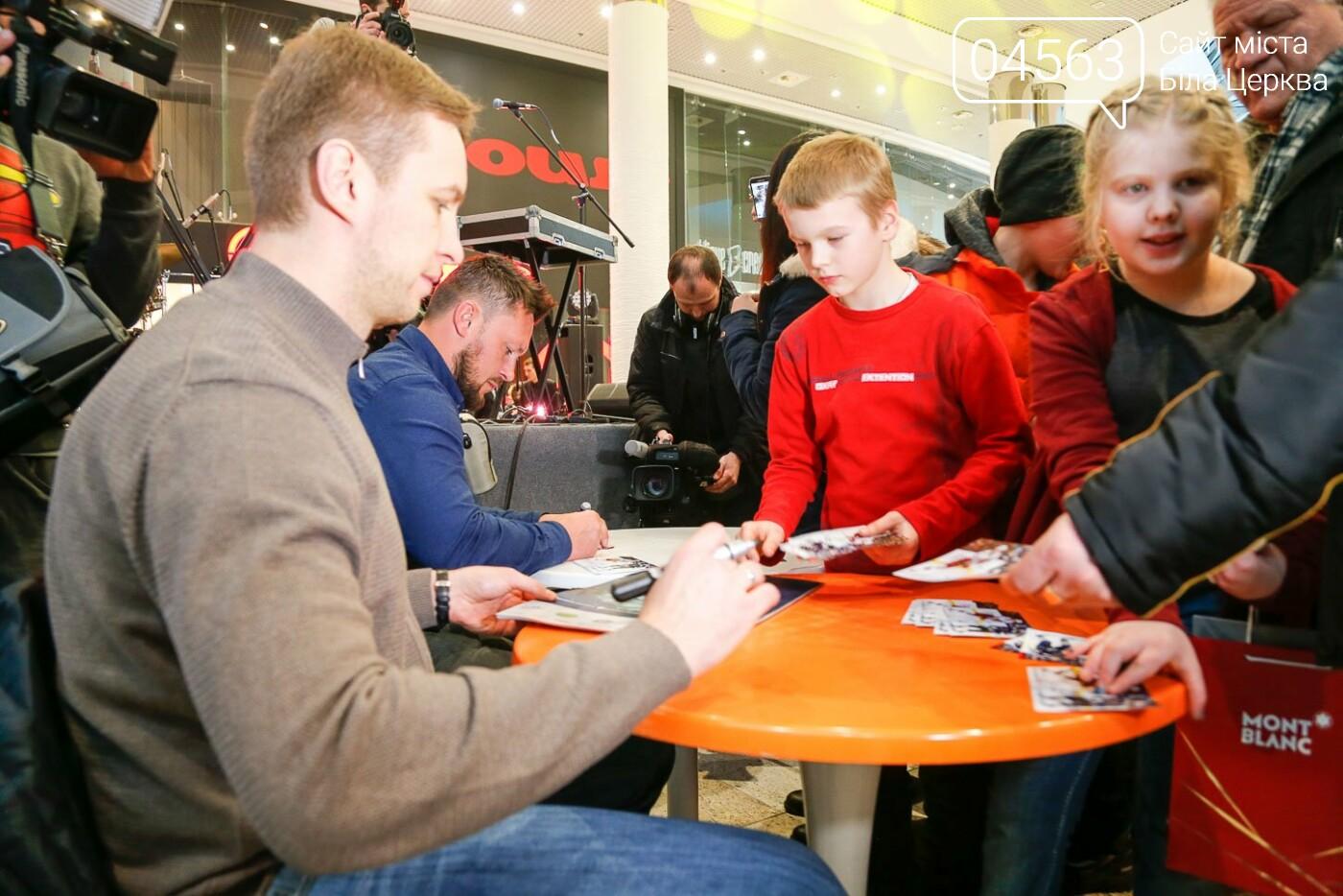 У Києві презентували чемпіонський кубок України з хокею, фото-3