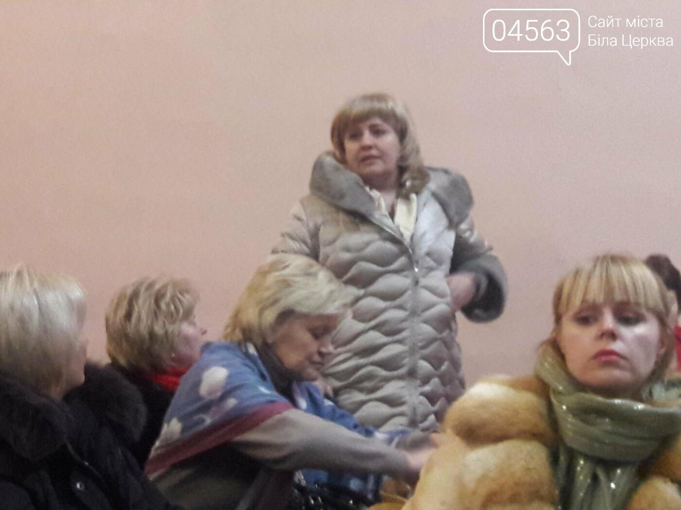 Чи потрібні сосиски у дитячих садочках Білої Церкви? - Зустріч Юрія Петрика з батьками, фото-5