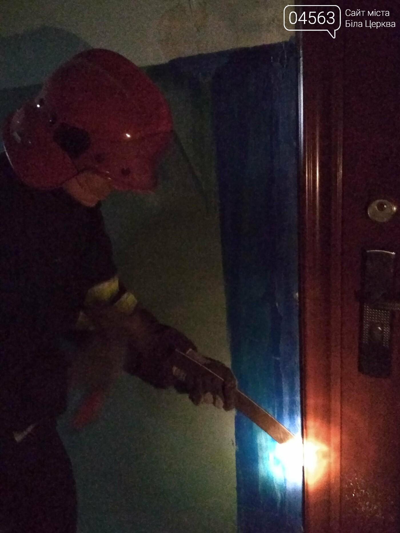 В Білій Церкві рятувальники допомогли жінці з дітьми потрапити до квартири, фото-1