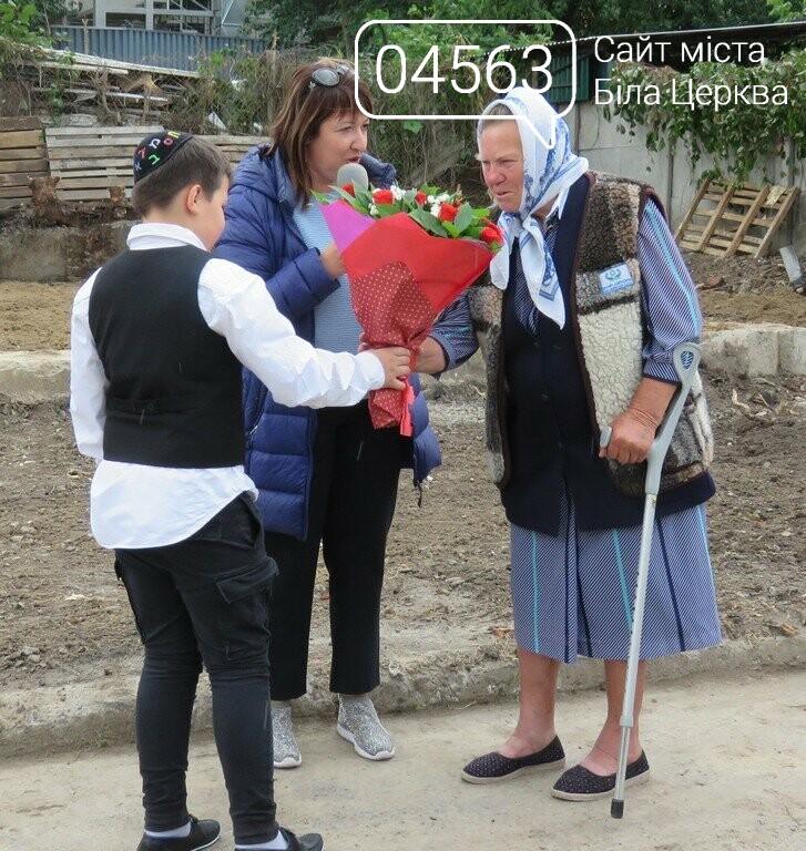 На місці майбутнього пам'ятного знаку жертвам Голокосту висадили метасеквої, фото-4