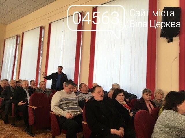 Білоцерківська районна рада виступила за збереження поштової мережі в селах , фото-3