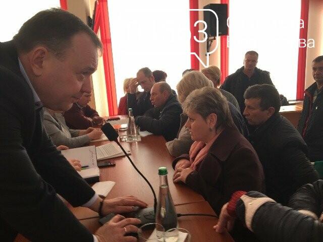 Білоцерківська районна рада виступила за збереження поштової мережі в селах , фото-1