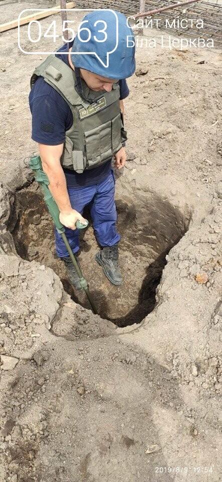 У Київській області піротехніками ДСНС було виявлено вибухонебезпечні предмети минулих війн, фото-4