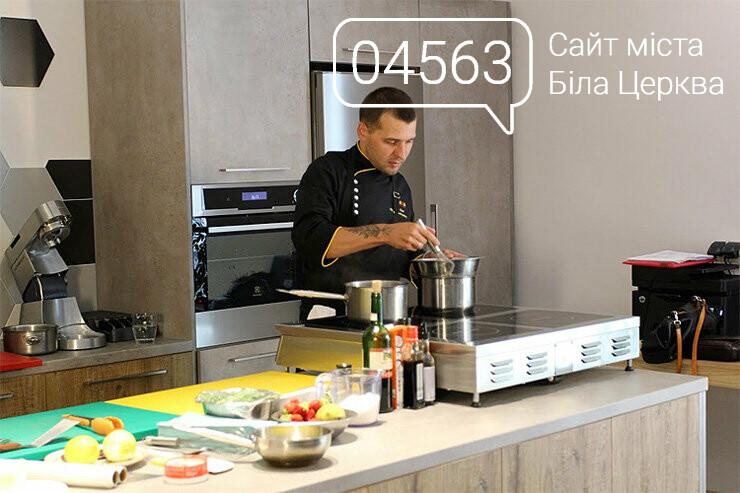 Професійна кухня в квартирі, фото-1