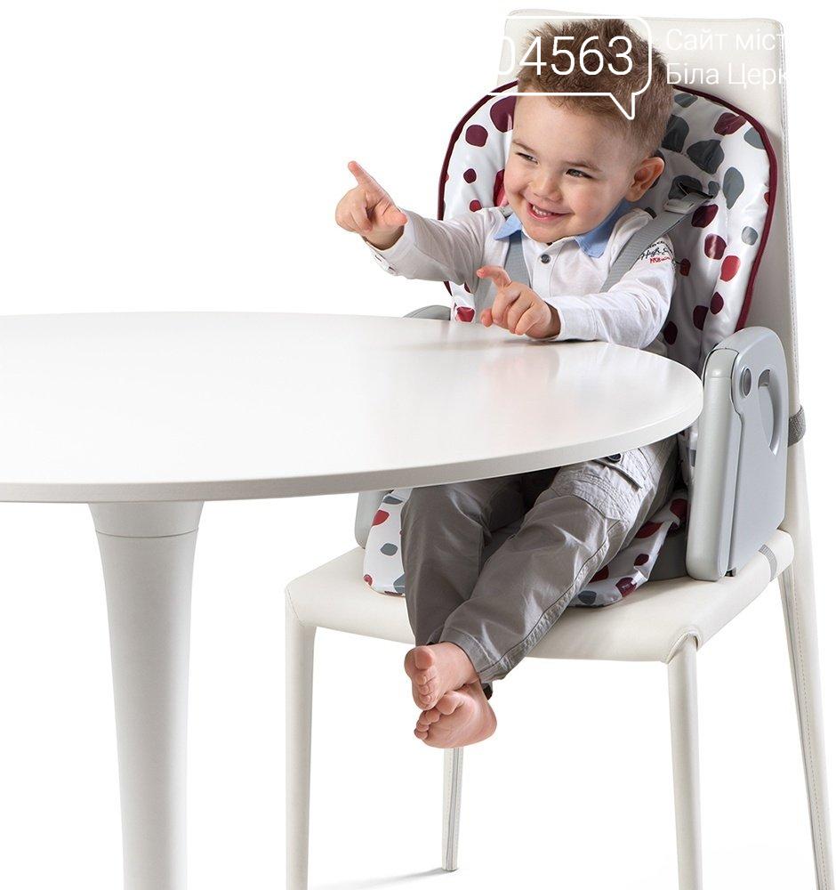 Стілець для годування малюка: який обрати?, фото-2