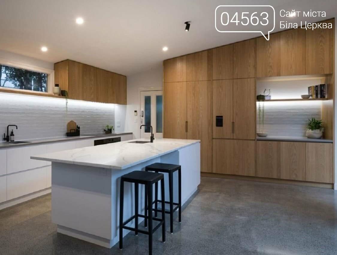 Вбудована кухня з островом: 7 переваг та 3 недоліки, фото-1