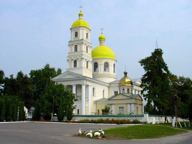 Монастир святої рівноапостольної Марії Магдалини