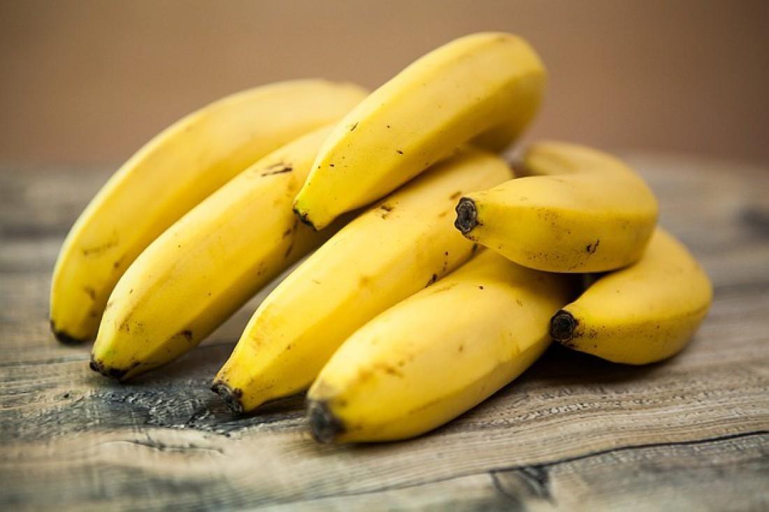 Вчені створили спеціальний сорт бананів для дітей