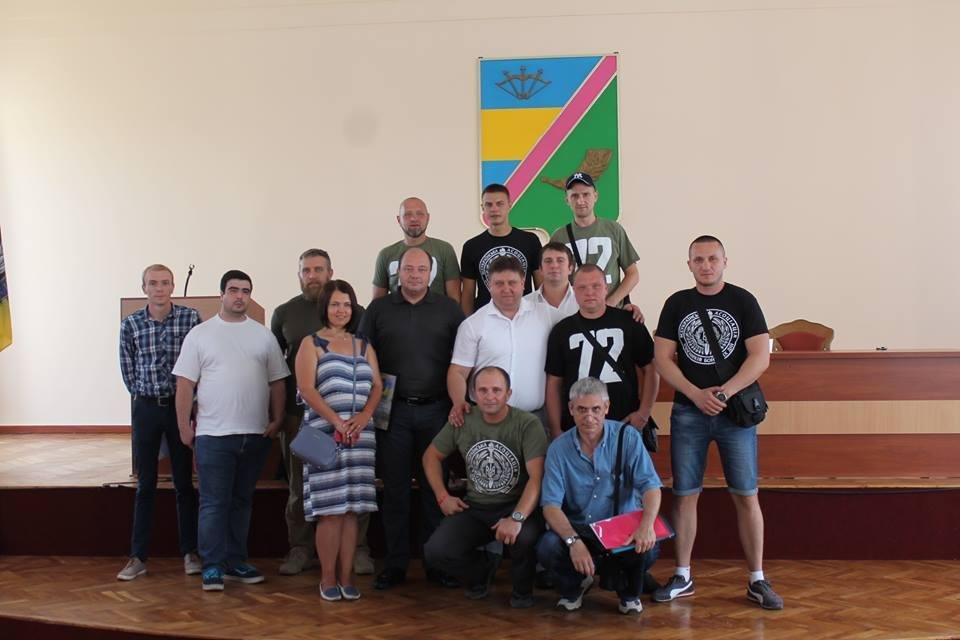 80 учасників АТО отримали земельні ділянки на Білоцерківщині