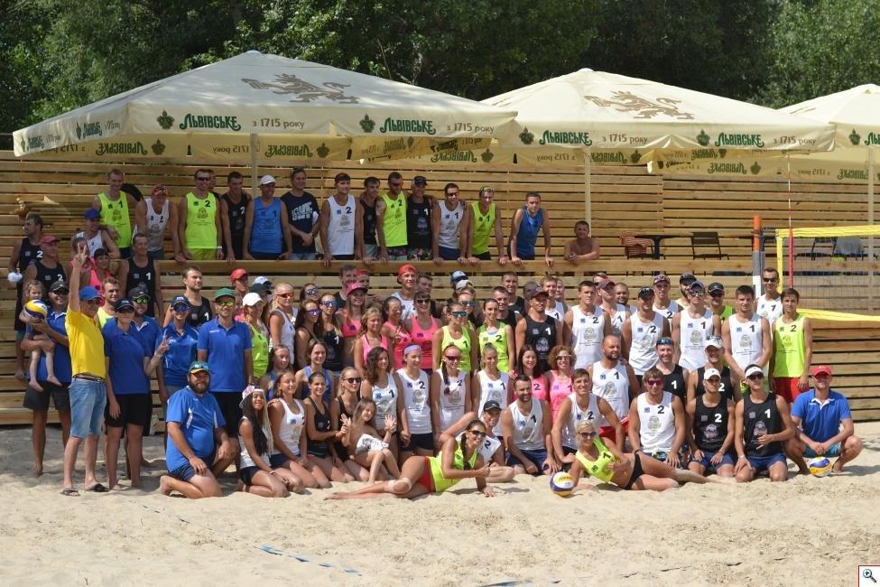 Білоцерківчанка виборола I місце у фіналі Аматорського чемпіонату 2017 року з пляжного волейболу