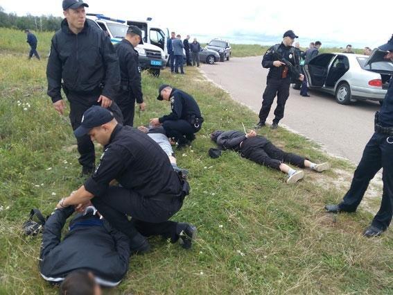 Білоцерківець спільно з двома киянами зухвало викрали автомобіль