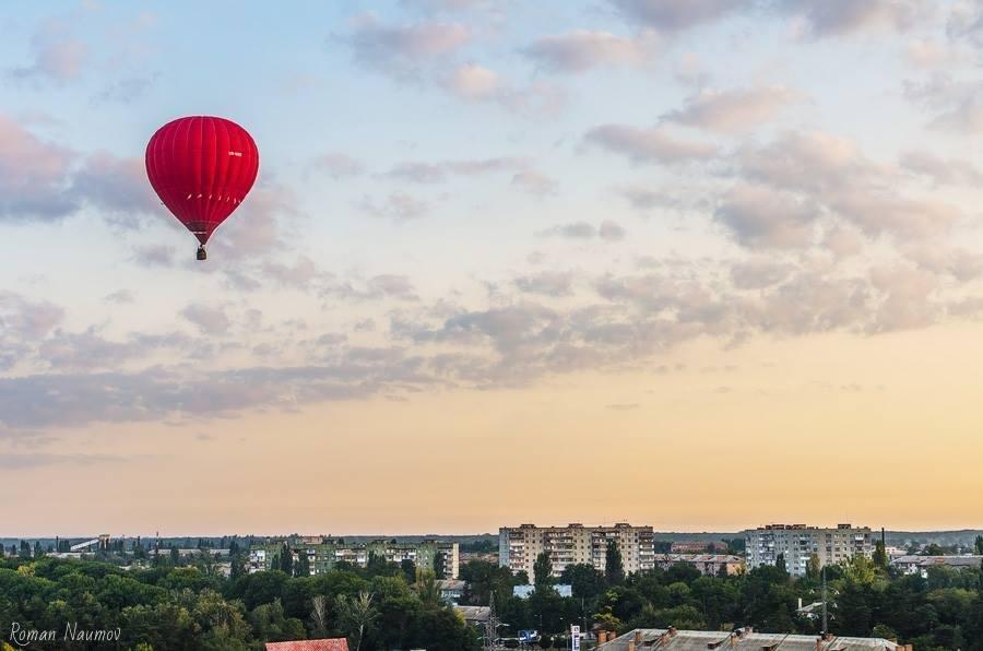 """Фестиваль повітряних куль """"Олександрійська феєрія"""""""